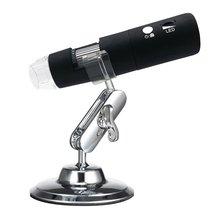 HD 1080P 1000X WiFi 8LED Light Digital Microscope Zoom 2MP Camera Magnifier USB WIFI digital magnifier digital usb microscope digital usb microscope lcd display 4 3 magnifier eu us plug v 3 6mp 1080p 720p hd drop ship 2018 new