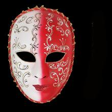 Face Ball Party Mask For Adults Venice Masks Masquerade Carnival Halloween Festive Supplies