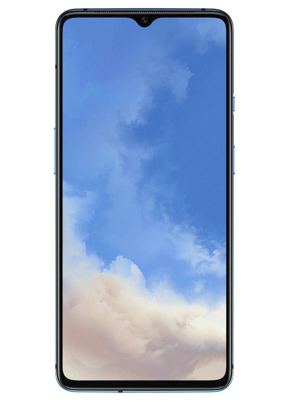 Hc228171528ba42bc834ba6a2185d68596 OnePlus 7T Global Version 8GB 128GB Snapdragon 855 Plus Octa Core 48MP Triple Cameras 90Hz Fulid AMOLED 3800 mAh UFS 3.0 NFC
