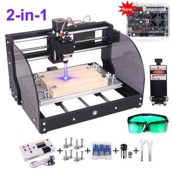 CNC 3018 Pro Max лазерный гравер