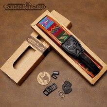 Vintage Style Stripes Soft Neck Camera Straps Shoulder Belt Grip For DSLR For Nikon For Canon For Sony For Pentax цена