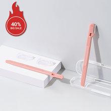 Kinepin 2 шт мини триммер для бровей маленький нож портативный