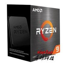 Amd ryzen 9 5900x r9 5900x 3.7 ghz doze-núcleo 24-thread processador cpu 7nm l3 = 64m 100-000000061 soquete am4 novo mas sem ventilador