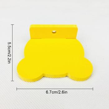 1 sztuk chomika mała platforma stojak plastikowa platforma papuga ptak stojak platforma stojak na klatka dla chomika wisząca zabawka szkoleniowa tanie i dobre opinie Dorakitten CN (pochodzenie) PVC(Polyvinyl chloride) plastic 6653385