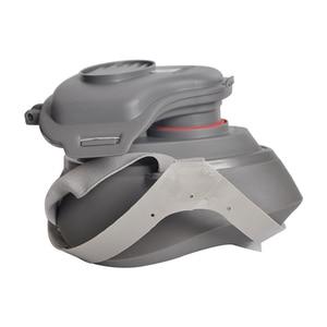 Image 5 - Пылезащитная маска POWECOM 3700, респиратор для частиц, полумаска с фильтром, хлопковая защитная маска для лица, против пыли и смога