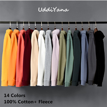 Winter Women's Hoodies Soft Plus Size Cotton Top Men's Tracksuit Fleece Clothing For Girls Sweatshirt Clothes Oversized Hoodie