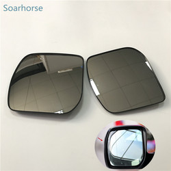 Soarhorse For Subaru Forester 2008 2009 2010 car exterior side mirror glass rear view mirror glass