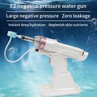Mesogun Negative Pressure Meso Gun Hydrolifting Water Injector Needle Free Microcrystal Injection Rejuvenation Skin Care Tool