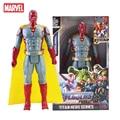Экшн-фигурка «Легенды Marvel», 30 см, «мстители», «Железный человек», «халкбастер», «супергерой», движущаяся Модель со звуком и светильник, игру...
