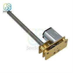 Мотор-редуктор постоянного тока 3 в 6 в 12 В, небольшой электродвигатель 5/30/60/100/150/200/300/400/500/600/1000 об/мин.