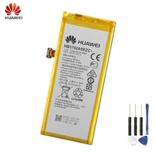 HUAWEI HB3742A0EZC+ Original Battery For Huawei Ascend P8 Lite 2200mAh Genuine Battery +Tool стоимость