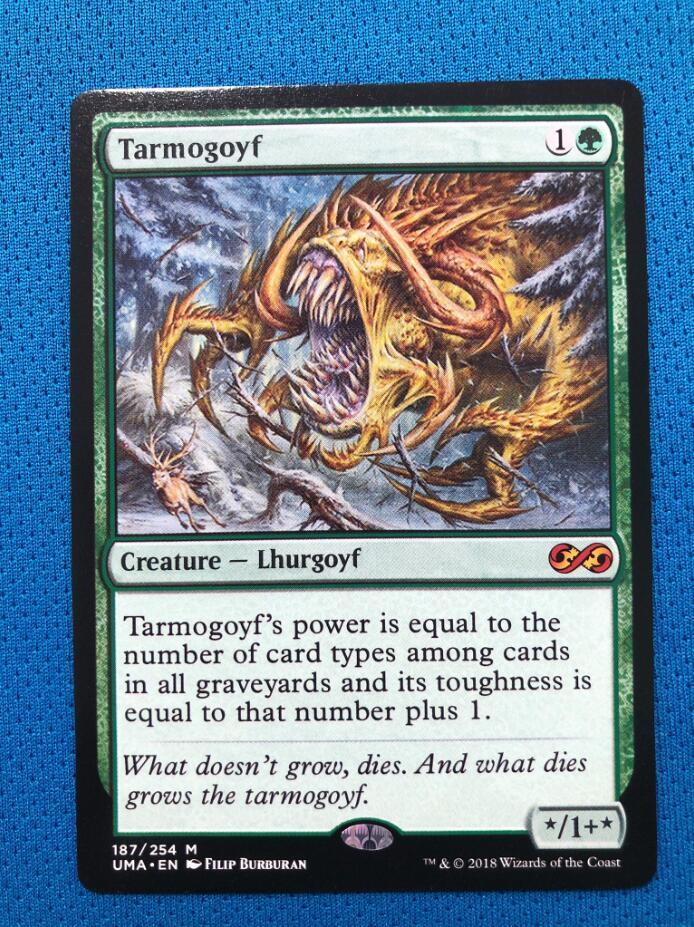 TarmogoyfUMA Hologram Magician ProxyKing 8.0 VIP The Proxy Cards To Gathering Every Single Mg Card.