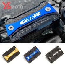 Мотоциклетная крышка CNC для SUZUKI GSR400 GSR750 GSR 400 750 250 250S 250F IMPULSE GSX1300R GSX250R