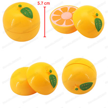 Mini Fruit Orange Girl Character Play Game Moc Kitchen Safety Cutting Series Suit Diy Childrens Christmas Gifts Educational Toys