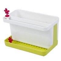 1PC kuchnia ociekaczem Rack Dish własna spustowy zlew stojak do przechowywania organizer do kuchni stoi naczynia wieszak na ręczniki wieszak na ręczniki w Półki i uchwyty od Dom i ogród na
