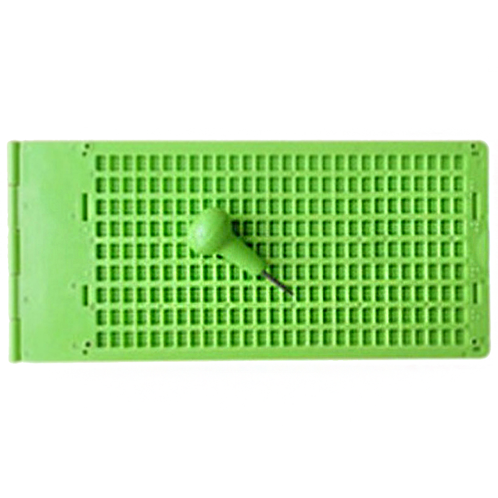 4 Lines 28 Cells Green Practical Vision Care Tool Accessory Braille Writing Slate Portable With Stylus School Practice Learning