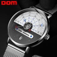 אופנה שעון גברים שעונים Creative גברים של שעונים זכר שעוני יד יוקרה Mens שעון reloj mujer ביאן saat