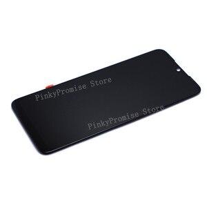 Image 4 - Orijinal LCD için 6.3 Xiaomi Redmi not 8T için LCD ekran ekran değiştirme Redmi Note8t LCD dokunmatik ekran sayısallaştırıcı parça