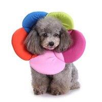 Креативный цветочный ошейник для защиты питомца, медицинский набор для собаки, защитный ошейник, защитный ошейник из коровы, защитный ошейн...