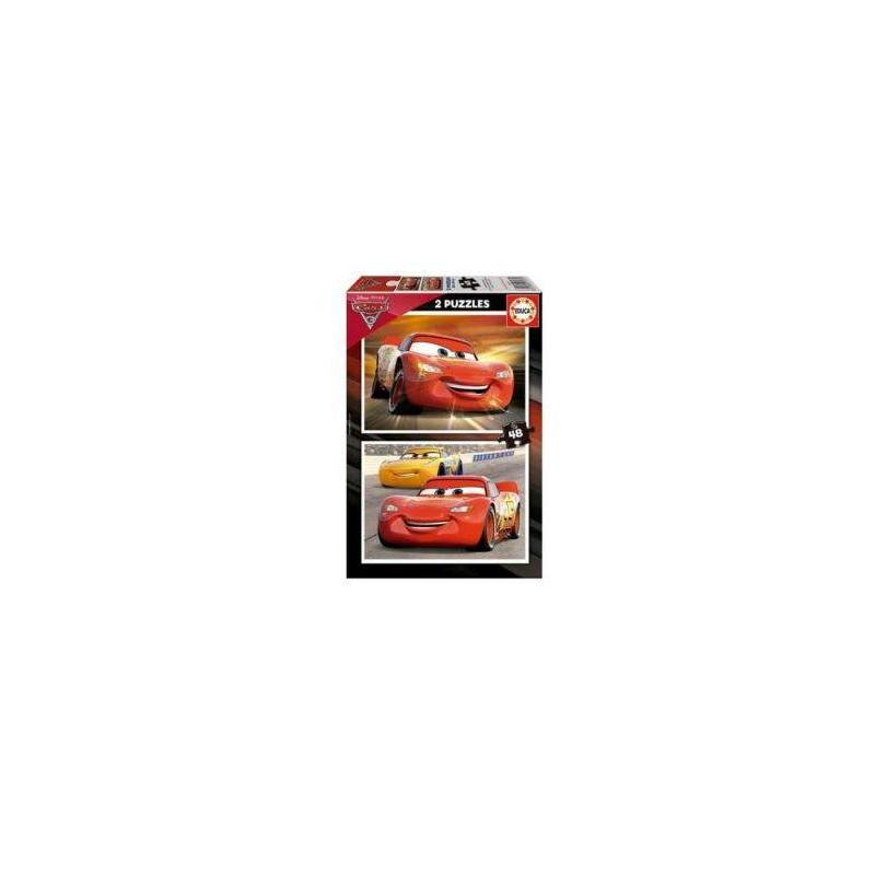 Puzzle Cars 3 2X48 Toy Store