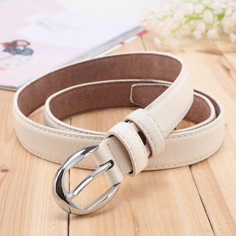 Women Fashion Wide Genuine Leather Cow Skin Belts For Jeans Top Quality Female Straps Vintage Ceinture Femme Pink Blue Yellow