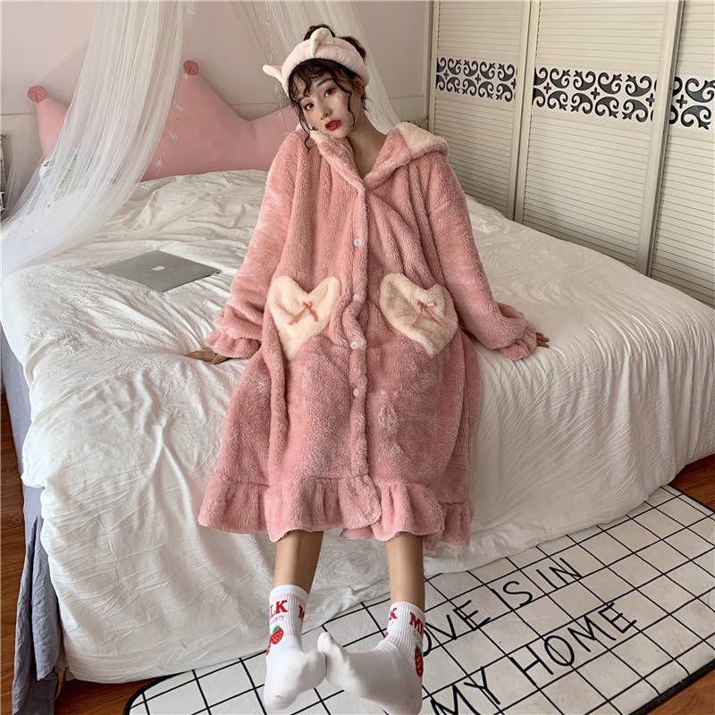 Kawaii Rabbit Night Robe 2
