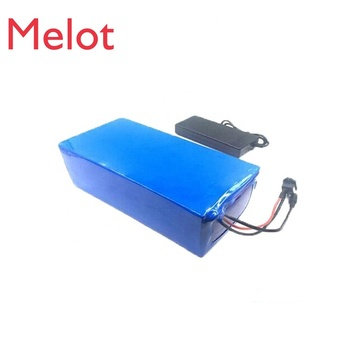 hot sale  Rechargeable Ebike Battery 48v 50ah 2000w Lithium Ion Pack For Wholesale