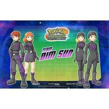 Takara tomy настольная карточная игра коврик pokemon ranger