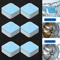 10PCS Waschmaschine Sauerstoff Reiniger Brause Spray Tabletten Für Sauber Spot