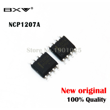 5pcs NCP1207 NCP1207ADR2G NCP1207ADR SOP-8 New original 5pcs tip33c new and original