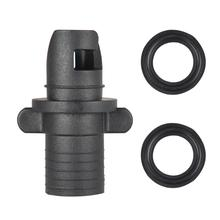 Foot Pump Kayak Inflatable Air Valve HR Hose Adapter Rowing Boats Accessories Valve Connector