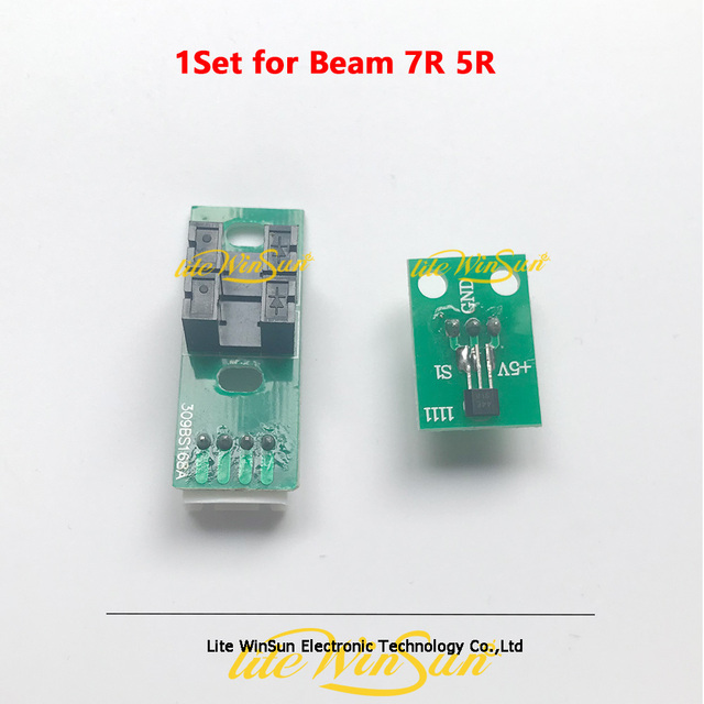 Sensor Hall reemplazo de repuesto para 200W 230W foco de haz con cabezal móvil R7 5R luz de escenario