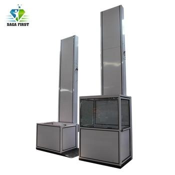 High Specification Disabled Vertical Wheelchair Lift Platform