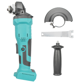 100mm 18V Brushless Cordless Impact Angle Grinder Head Tools Kit Without Battery Cutting Machine For Makita Battery Power Tool