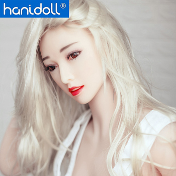 Hanidoll Silicone Sex Dolls 158cm Love Doll TPE Adult Sex Doll Realistic Love Doll Sex Toys for Men Lifelike Ass Breast Vagina 140cm adult silicone doll high quality tpe sex dolls realistic pussy ass vagina lifelike love toy male real feeling love dolls