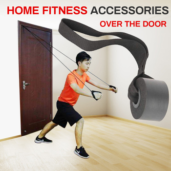 1/2PC Door Anchor Extra Large to fit D-Handle Indoor Resistance Bands Home Muscle Training Exercise Sports Equipment Gym Fitness