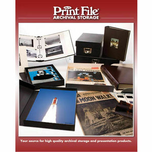 Image 2 - 25x Print File 120 4UB Archival 6x7 120 Film Negatives Pages Sleeves Preservers