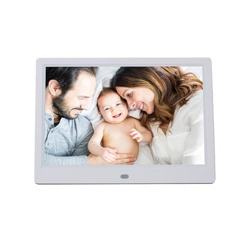 10.1 Inch Hd Ips Video Player Multi-Function Digital Photo Frame Advertising Machine Gift Electronic Album