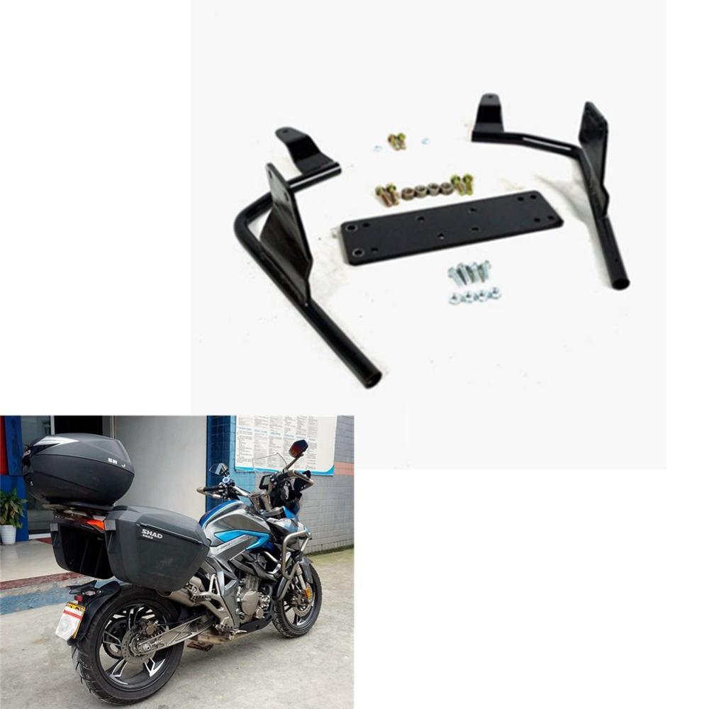 Для ZONTES ZT310T 310T SHAD SH23 SH36 мотоциклетный багажный боковой Чехол стойка кронштейн Система переноски