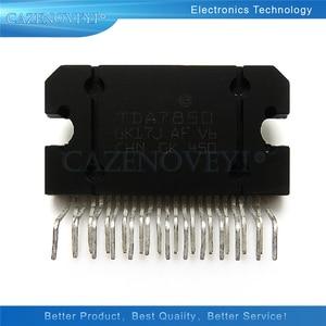 Image 2 - 1 개/몫 TDA7854 증폭기 칩 TDA7850 47W x 4 세대 ZIP 25 재고 보유