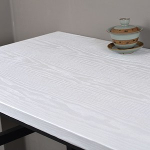 Image 3 - PVC עצמי דבק רהיטי טפט מדבקות עמיד למים מטבח ארונות ארון דלת עץ דקורטיבי בואינג סרט