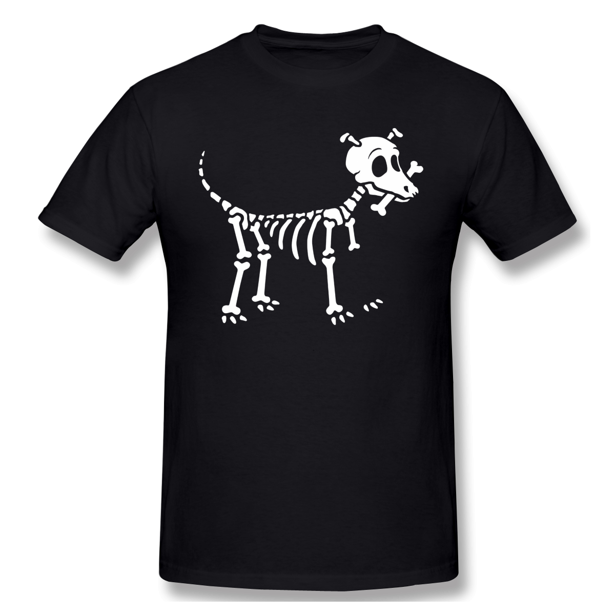 BONE LOVER T-Shirt Men Birthday Gifts Short Sleeves Funny Tees O Neck 100% Cotton Clothes Humor T Shirt