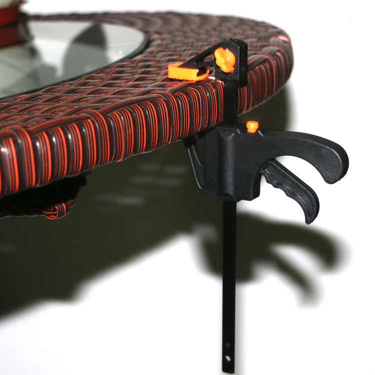 4 אינץ F מהדק קליפ ערכת מהיר מחגר שחרור מהירות לסחוט עץ עבודה עבודה בר מפזר גאדג 'ט כלים DIY יד כלי