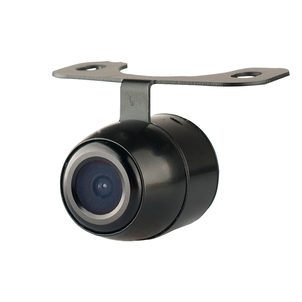 Small Car Rearview Camera Car Universal Butterfly Plug-High-definition Waterproof Wide-angle Rear View Image Factory