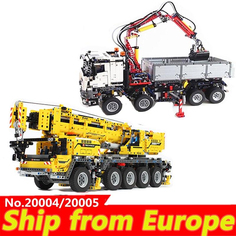 Lego® Technic Zubehör 1x Sticker//Aufkleber für Kran Mk2 aus Set 42009 Neu