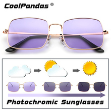 2019 Fashion Purple Blue Photochromic Sunglasses Women UV400 Ladies Sun glasses Glasses Driving Eyewear Shades zonnebril dames
