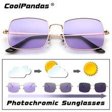 2019 di modo Viola Blu Occhiali Da Sole Fotocromatiche Donne UV400 Delle Signore occhiali da Sole di Guida Occhiali Occhiali Shades zonnebril dames