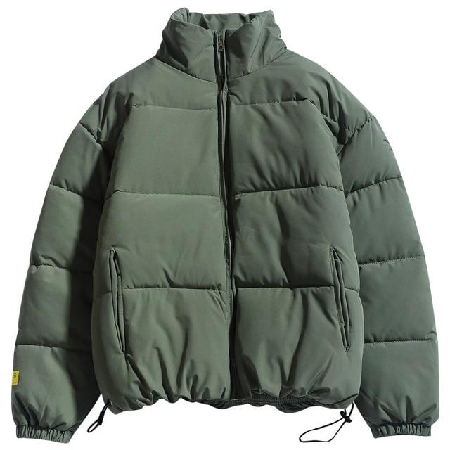 Men's Warm Thick Streetwear Jacket 4