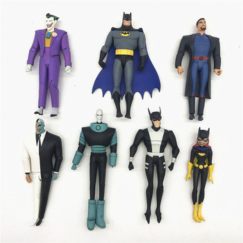 цена DC Universe Multiverse Batman Superman Gods and Monsters MR FREEZE TWO-FACE the Joker Flash Action Figure toys онлайн в 2017 году