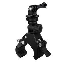Крепление для велосипедной камеры, руль для велосипеда и мотоцикла, держатель для штатива, крепление для экшн-камеры, часть для Gopro Hero 1 2 3 3 + 4